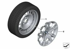 x1 Steel Winter Wheels with Tyres
