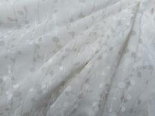"""HARLEQUIN TISSU """"Collier de perles de 3.65 Mètres (365 cm) Blanc/nid d'abeille-Voile"""