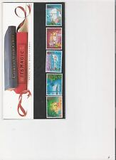 1987 ROYAL MAIL PRESENTATION PACK CHRISTMAS MINT DECIMAL STAMPS