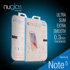 Genuine Nuglas Tempered Glass Screen Protector for Samsung Galaxy Note 5
