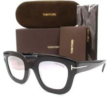 Tom Ford Pia TF659 659 Sunglasses Black 01Z Authentic 48mm