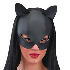 Black Cat Catwoman Mask Carnival Halloween Cospaly CARNIVAL TOYS