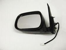 Toyota Hilux Mk6 2.5TD/3.0TD Door/Wing Mirror Black Electric L/H N/S - (05-11)
