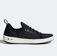 Adidas Outdoor TERREX CC Water Boat Shoes Parley Black White DB0899 Sz4-12
