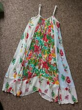 Gorgeous Floaty, Floral Maxi Dress from Next age 10 NEW