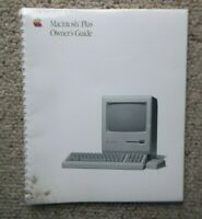 1980s Macintosh Plus Owner's Guide