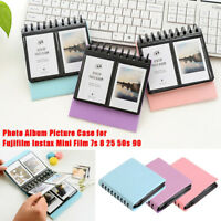 68Pockets Album Photo Book Case For Fujifilm Instax Mini8 7s 25 50s 90-Polaroid