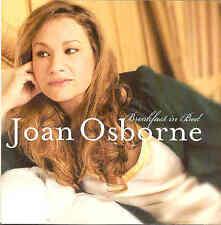 Joan Osborne - Breakfast In Bed Cardcover CD 2007