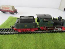Fleischmann HO lokomotief groene betty