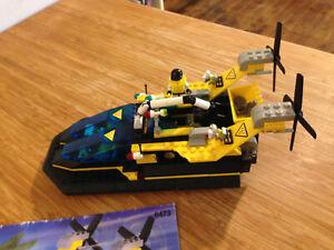 Lego City Town Res-Q Set 6473 Res-Q Cruiser (1998).