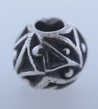 Authentic Trollbeads Autumn Splendor 11357 New .925 Silver Charm Bead