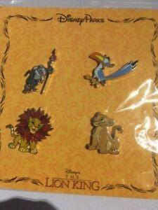 Lion King Booster Set Pin 102247