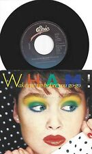 """Wham! – Wake Me Up Before You Go  7"""" Vinyl  Printed in Holland  George Michael"""