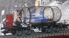 märklin-H0 44530 Glas-Kesselwagen WODKA GORBATSCHOW Sondermodell, TOP und im ORK