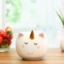 Unicorn Mug Cup Coffee Tea Milk Mug Cup Ceramics Cute Christmas & Birthday Gifts