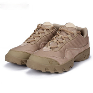 Hiking Breathable Lace Up Climbing Trekking Sport Tactical Military Camping Shoe
