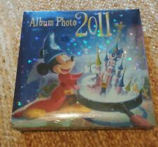 Genuine Disneyland Paris 2011 Photo Album - New