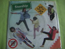 45 GIRI STARSHIP NOTHING'S GONNA STOP US NOW / LAYIN'IT ON THE LINE