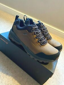 Merrell Forestbound waterproof walking shoes boots trainers size 8