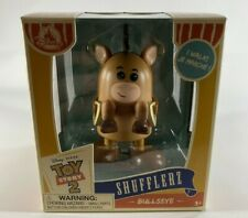 Disney Pixar - Toy Story Shufflerz (BULLSEYE) Walking Collectible Figure - NIB