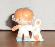 Strawberryland Miniatures APRICOT Figurine Strawberry Shortcake PVC