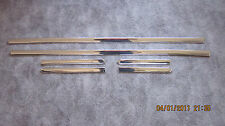 1968 camaro R/S rocker molding set with clips