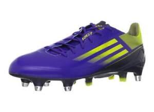 Adidas Adizero RS7 Pro XTRX SG II Violet Blue Rugby Boots [G64835] UK 13 EU 48.6
