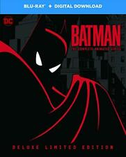 Batman The Animated Series Blu-ray 1992 DVD Region 2