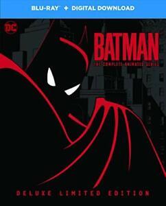 Batman: The Animated Series [Blu-ray] [1992] [DVD][Region 2]