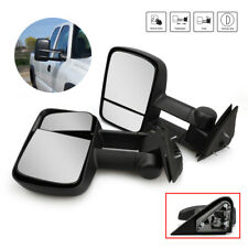 Manual Towing Mirror Pairs for 99-07 Chevy Silverado Sierra Truck 1500 2500 3500