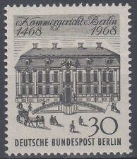 Germany Berlin 1968 ** Mi.320 Kammergericht   Court of Appeal Berlin