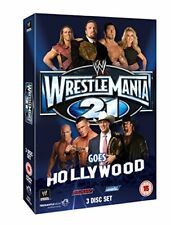 WWE WRESTLEMANIA 21 [DVD]