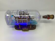 New LED Light Kit Lighting kit for LEGO Ideas Ship in a Bottle 21313