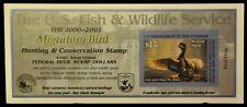 U. S. (Rw67A) 2000 - 2001 Federal Duck Stamp. Post Office Fresh