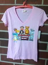 "NEW - Paul Frank ""Bakery"" Tee Shirt - Small - Julius/Clancy & Friends"