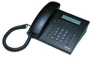 Deskmaster 142 schnurgebunden Telefon Sernioren beleuchtet Freisprechfunkion