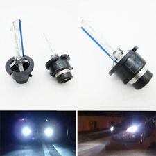 1 Pair 35W Car HID Xenon Diamond White Light Bulbs Headlight Lamp D2S D2R D2C