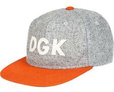 Dgk Skateboards Cap Kappe Hat Dad Strapback Sandlot Heather Dirty Ghetto Kids
