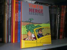 Tintin, Hergé, les autos - Comme Neuf - 2004