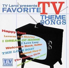 TV Land Presents: Favorite Tv Theme Songs, Gold, Andrew, Steiner, Fred, Good Sou