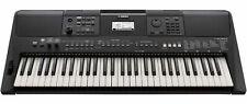 Keyboard Yamaha Piano PSR-E463 digital EKlavier 61 Tasten Instrument schwarz