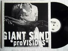 "GIANT SAND - "" proVISIONS "" VINYL 2 LP + LINK ORIGINAL 2008 USA GATEFOLD NM"