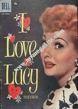 I LOVE LUCY COMIC BOOK #18 (DELL)