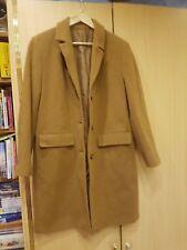 Wollmantel Damen Mantel  Gr.44 Braun   C&A guten Zustand 80%Wolle, 20%Nylon