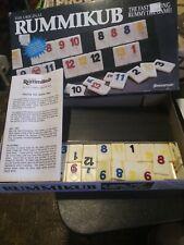 RUMMIKUB  Fast Moving Rummy Tile Game - Used - Complete