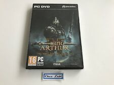 King Arthur II The Role-Playing Wargame - PC - FR - Neuf Sous Blister