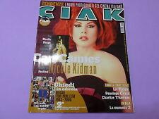 CIAK n.5 del 2001 CON SCHEDE FILM In copertina Nicole Kidman