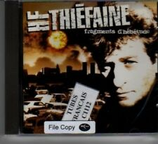 (BB733) H F Thiefaine, Fragments D'Hébétude - 1993 CD