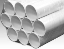 CENTRAL VACUUM PIPE: PVC Central Vacuum System Tube (2 inch) 8 Foot Pipe-1 Piece