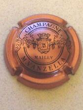 Capsule Champagne VANZELLA M. (8. rosé et noir)